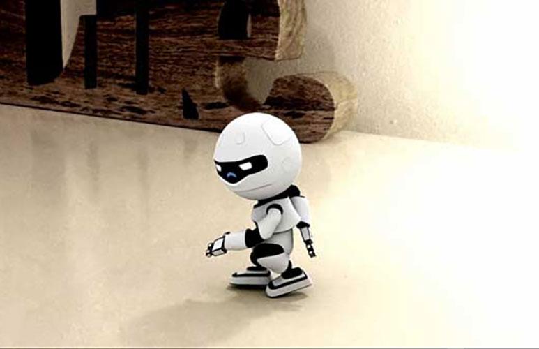 dancing robot anim turotial