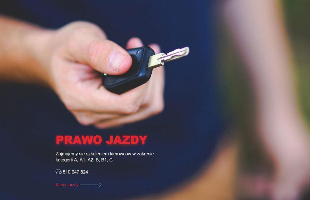 web design krakow