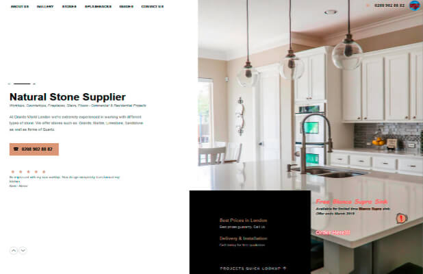 greenford website design