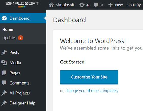 simplo dashboard
