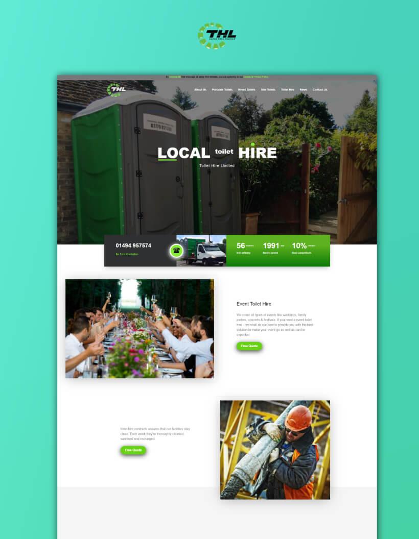 Local Web Development