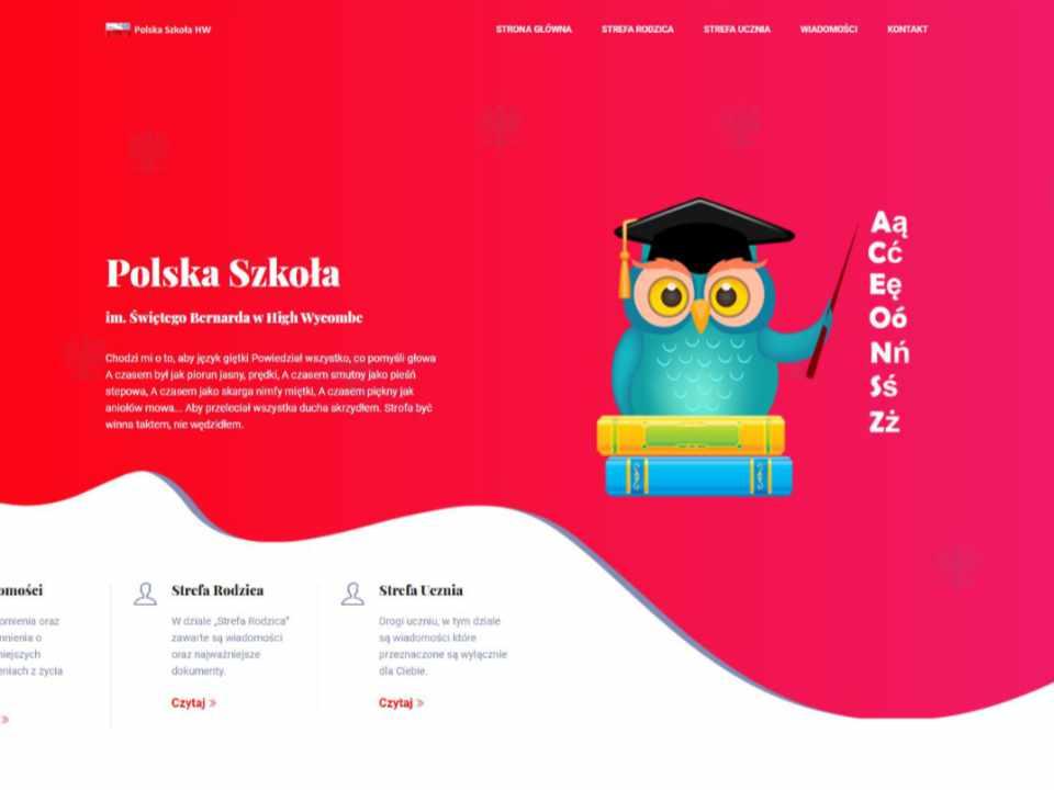 Saturday School Web Design